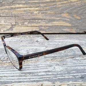 Burberry Tortoise Brown B2073 Eyeglasses